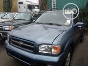 Nissan Pathfinder Automatic 2001 Blue | Cars for sale in Lagos State, Apapa