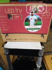 """LED TV 26"""" AC /Dc 