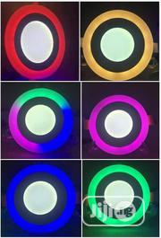 Multi Colour Led Pop Panel Light 9w | Home Accessories for sale in Lagos State, Alimosho