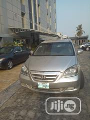 Honda Odyssey 2005 EX Automatic Silver | Cars for sale in Lagos State, Ajah