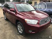 Toyota Highlander 2010 SE Red | Cars for sale in Rivers State, Port-Harcourt