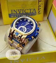 Invicta Chronograph Wristwatch | Watches for sale in Lagos State, Oshodi-Isolo