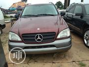 Mercedes-Benz M Class 2000 Red | Cars for sale in Edo State, Oredo