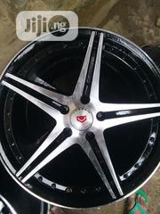 Tokunbo And Brawn New Alloyed Whell And Tiers For Sale | Vehicle Parts & Accessories for sale in Lagos State, Lekki Phase 1