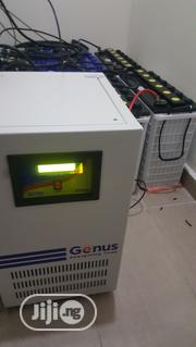 5.5 KVA Inverter + 8 Pcs 220AH Batteries &16 Panels With Installation | Electrical Equipment for sale in Edo State, Benin City