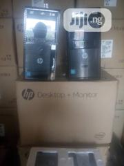 New Desktop Computer HP 4GB Intel Core 2 Duo HDD 500GB | Laptops & Computers for sale in Lagos State, Ikeja