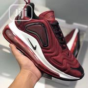 Airmax 720 Throwback Future In Wine Color   Shoes for sale in Lagos State, Lagos Island
