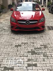 Mercedes-Benz CLA-Class 2015 Red | Cars for sale in Lagos State, Lekki Phase 1