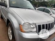 Jeep Grand Cherokee Laredo 3.0 CRD 2008 Silver | Cars for sale in Edo State, Ikpoba-Okha