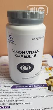 Get Permanent Clearer Eyes With Norland Vision Vitale Herbal Capsules | Vitamins & Supplements for sale in Abuja (FCT) State, Bwari