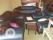 High Quality Leather Sofa | Furniture for sale in Lagos State, Ojo