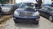 Lexus GX 2005 470 Sport Utility Blue | Cars for sale in Abuja (FCT) State, Garki 2