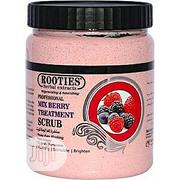 Rooties Mixed Berry Treatment Scrub | Skin Care for sale in Lagos State, Amuwo-Odofin