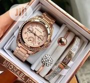 Micheal Kors Watchh and Hand Bangle | Jewelry for sale in Lagos State, Lagos Island