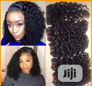 """10"""" Baby Curl Hair With Closure 