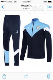 Original Manchester City Official Tracksuit | Clothing for sale in Lagos State, Lagos Mainland