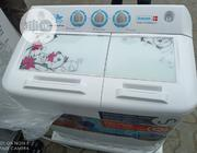 Scanfrost Washing Machine 6kg Washing And Spinning | Home Appliances for sale in Lagos State, Ojo