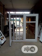 3-in-1 Aluminium WINDOW + NET + Iron-rod BURGLARY Proof | Windows for sale in Ogun State, Abeokuta South