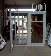 3-in-1 Aluminium (Window, Sliding Net & Burglary) | Windows for sale in Lagos State