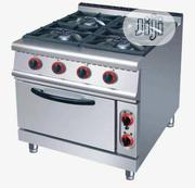 Industrial Gas Stove With Oven | Restaurant & Catering Equipment for sale in Lagos State, Ojo