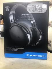 Sennheiser HD 4.50 Bluetooth Wireless Headphones | Headphones for sale in Rivers State, Port-Harcourt