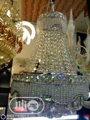 High Quality Silver Crystal Chandelier Lights | Home Accessories for sale in Abuja (FCT) State, Asokoro