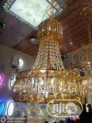 Latest And Beautiful Crystal Chandelier Lights | Home Accessories for sale in Abuja (FCT) State, Asokoro