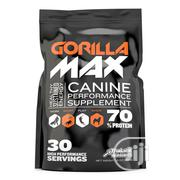 Gorilla Max Supplement For Sale- Boost Your Dog's Growth | Pet's Accessories for sale in Abuja (FCT) State, Gwarinpa