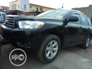 Toyota Highlander 2009 Limited 4x4 Black | Cars for sale in Lagos State, Isolo