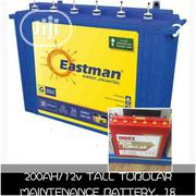 Super Rugged Tubular Inverter Batteries | Electrical Equipment for sale in Lagos State, Ipaja