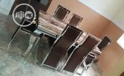 Quality Marble Dining Table With Six Chairs | Furniture for sale in Lagos State, Lekki Phase 1