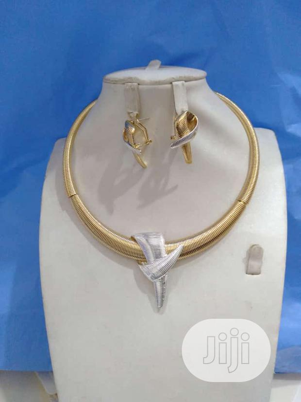Elegant Gold Filled Jewerly