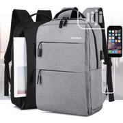 Water Proof Travel Laptop Backpack With Smart USB Charger Port | Bags for sale in Lagos State, Gbagada