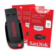Sandisk Cruzer Blade 16GB USB 2.0 Flash Drive   Computer Accessories  for sale in Lagos State, Ikeja
