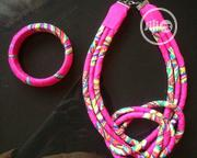 Ankara Neckrope | Jewelry for sale in Lagos State, Lagos Mainland