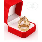 Fashion Comfort Fit Wedding Ring Set | Jewelry for sale in Abuja (FCT) State, Asokoro