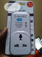 Rugged Surge Protector TV/DVD D-marc 13AMP | Accessories & Supplies for Electronics for sale in Lagos State, Ikeja