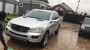 Mercedes-Benz M Class 2007 Silver | Cars for sale in Edo State, Oredo
