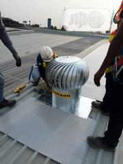 Extractor / Turbine Roof Vent With 5mm Overlap To Prevent Leakage | Manufacturing Materials & Tools for sale in Lagos State, Amuwo-Odofin