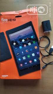 New Amazon Fire HD 10 32 GB Black | Tablets for sale in Anambra State, Nnewi