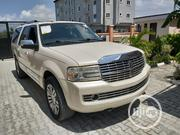 Lincoln Navigator 2007 Luxury White | Cars for sale in Lagos State, Lekki Phase 2