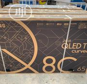 Samsung Curve Qled 65inchs | TV & DVD Equipment for sale in Lagos State, Lagos Island