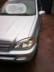 Mercedes-Benz M Class 2005 Silver | Cars for sale in Edo State, Esan West