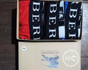 Burberry 3in1men's Designer Boxers. | Clothing for sale in Lagos State, Lagos Island