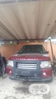 Land Rover Range Rover Vogue 2006 Red | Cars for sale in Lagos State, Ikoyi
