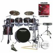 Professional 7 Set Premier Drum Set | Musical Instruments & Gear for sale in Lagos State, Mushin