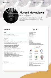 UI/UX Designer | Computing & IT CVs for sale in Lagos State, Ikeja