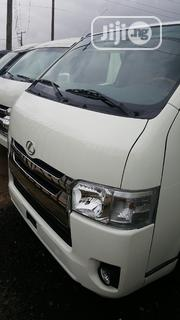 Toyota Hiace Bus 2014 - White | Buses & Microbuses for sale in Lagos State, Oshodi-Isolo