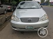 Toyota Corolla 2003 Silver | Cars for sale in Lagos State, Ikeja
