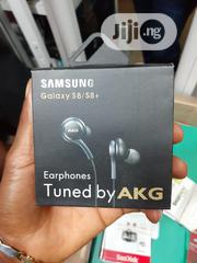 Samsung AKG Handsfree | Accessories for Mobile Phones & Tablets for sale in Lagos State, Ikeja